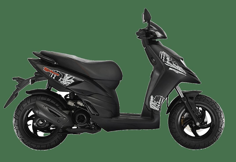 scooter piaggio typhoon var 50 noir