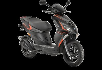 scooter noir marque piaggio modele nrg
